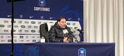 Football. Coupe de France, 8es de finale: Sedan-Angers SCO,...