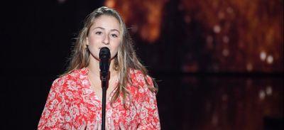 THE VOICE : Une nouvelle chanteuse originaire d'Angers, à découvrir...
