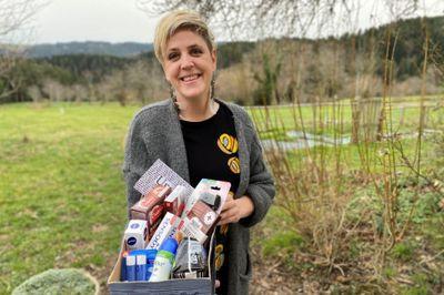 En Mayenne, une maman propose des boîtes à sourire pour les étudiants