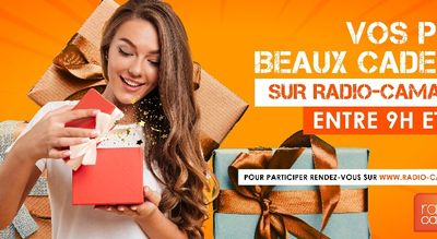 Tous les matins Radio Camargue vous offre vos plus beaux cadeaux...