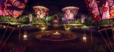 Féérie Nocturne au Jardin