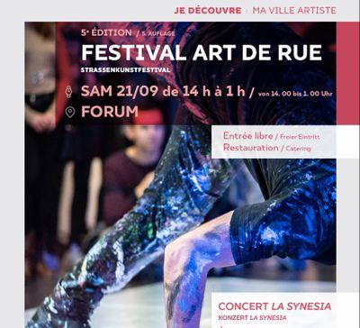 Festival Art de Rue