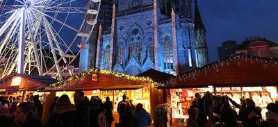 La St-Nicolas au Chalet de Noël