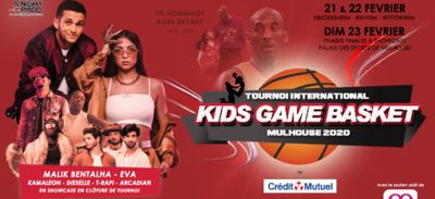 Kids Game Basket by Crédit Mutuel