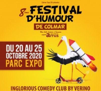 8e Festival D'humour de Colmar