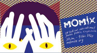 Gagnez vos places pour MARRE MOTS, un spectacle du festival MOMIX