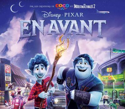 """Gagnez vos places de ciné pour voir """"En Avant"""""""