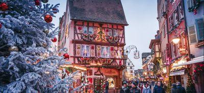Les marchés de Noël de Colmar annulés