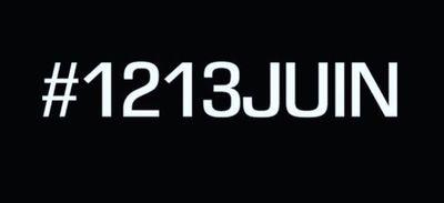 1213 JUIN, l'opération de solidarité de Joachim Garraud