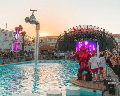 Soirée test à Ibiza le 25 juin