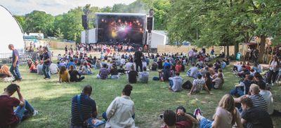 Reims lance la saison des festivals avec la Magnifique Society