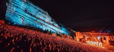 Retour en images sur le sublime live de Kygo à Red Rocks !