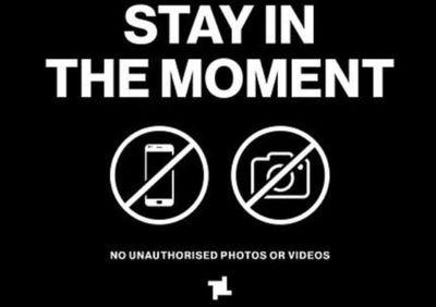 Exit photos et vidéos au Fabric de Londres !