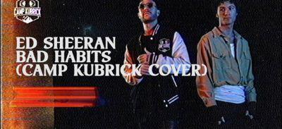 Camp Kubrick, le projet de Don Diablo, remixe 'Bad Habits' d'Ed...
