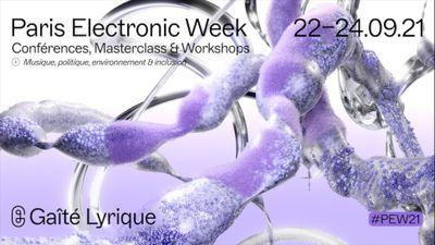 La Paris Electronic Week de retour à la rentrée…