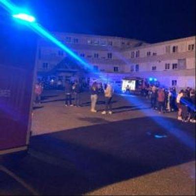le lycée Marie Curie de Vire évacué
