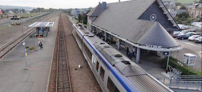 Nouvelle coupe pour le chemin de fer virois