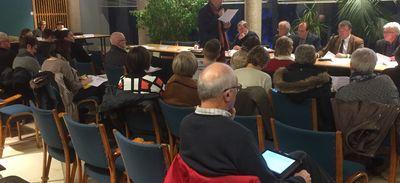 43 élus sur 136 au dernier Conseil Municipal de Vire Normandie