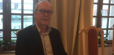 Législatives : Hubert Picard candidat