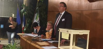 EPCI : Marc Andreu-Sabater élu président
