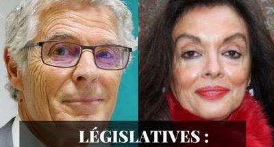 Législatives : Jean-Yves Cousin supplante Evelyne Stirn