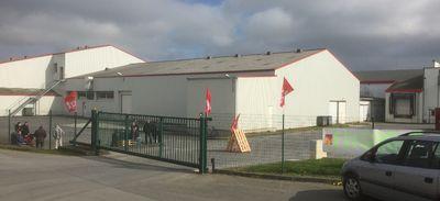 Vire : grève à la Compagnie des Fromages