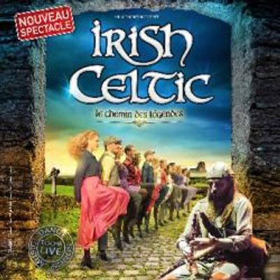 IRISH CELTIC  Le Chemin des Légendes