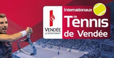Les Internationaux de Tennis de Vendée sont de retour !