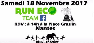 Nantes : courir et protéger la nature en même temps, c'est possible !