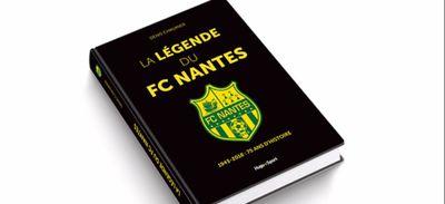 """L'auteur du livre """"La Légende du FC Nantes"""" en dédicace ce dimanche"""