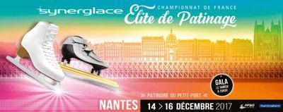 Le championnat de France Elite de patinage commence ce jeudi à Nantes