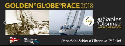 C'est confirmé, la Golden Globe Race partira des Sables le 1er...