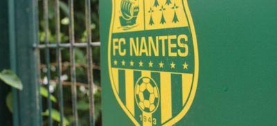 Les joueurs du FC Nantes en dédicaces à Basse-Goulaine ce mercredi