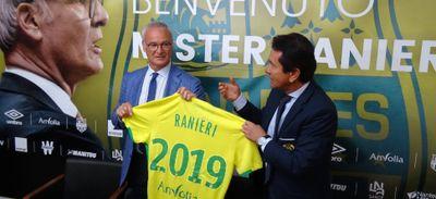 Claudio Ranieri est officiellement candidat pour reprendre la...