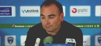 L'ancien entraîneur de Carquefou remercié à Niort