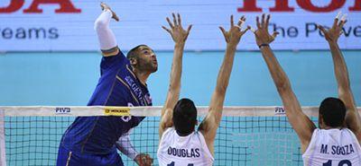 Nantes accueillera l'euro masculin de volley en 2019 !