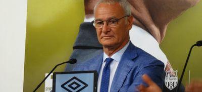 """Claudio Ranieri peut dire """"arrivederci"""" à la sélection italienne"""