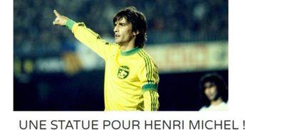 A Nantes, on envisage une statue pour la légende Henri Michel