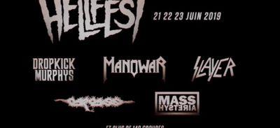Hellfest : déjà cinq noms annoncés pour 2019 !