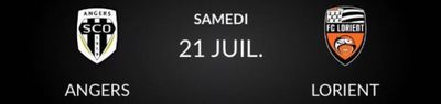 Saint-Brévin : un match amical entre le SCO d'Angers et Lorient cet...