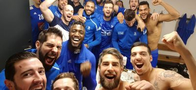 Handball : le gardien du HBC Nantes Cyril Dumoulin termine sa...