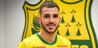 Valentin Eysseric prêté au FC Nantes pour six mois