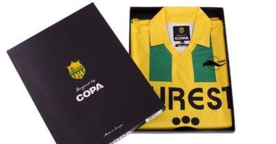 Le FC Nantes réédite le fameux maillot « Eurest » 1994-1995 !