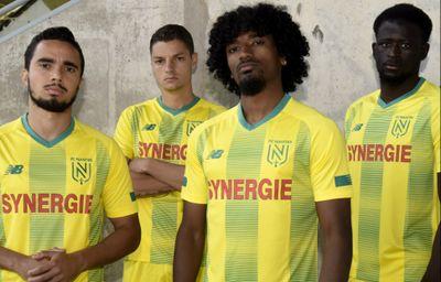 FC Nantes : un nouveau logo et un nouveau maillot