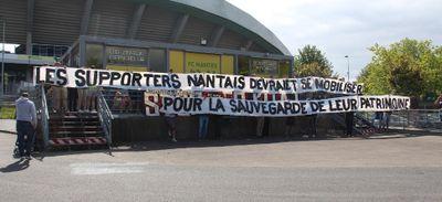 La reprise du FC Nantes inquiète les supporters du club