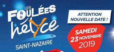 Saint-Nazaire : il reste des places pour les Foulées HélYce !