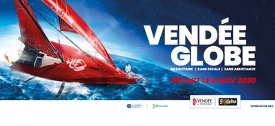 Les Sables-d'Olonne : l'affiche du prochain Vendée Globe dévoilée