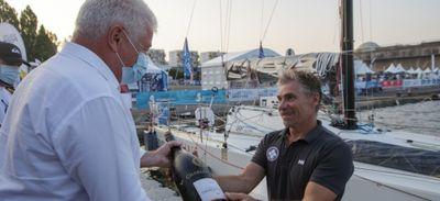 Solitaire du Figaro : troisième étape remportée par Fred Duthil à...