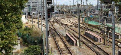 SNCF : trafic interrompu jusqu'à 18 heures entre Nantes et...