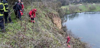 A Saint-Herblain, les pompiers portent secours à une chèvre en...